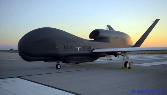 БПЛА Global Hawk Block 40